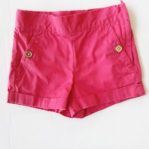 Janie and Jack St Tropez Sun Cuffed  Short Size 3
